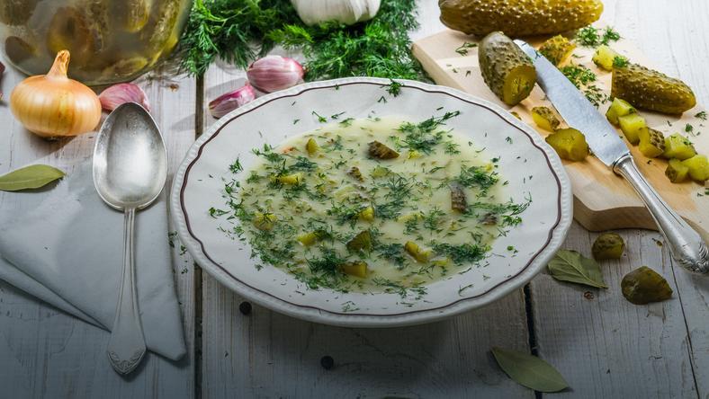 Zupa Ogorkowa Onet Gotowanie