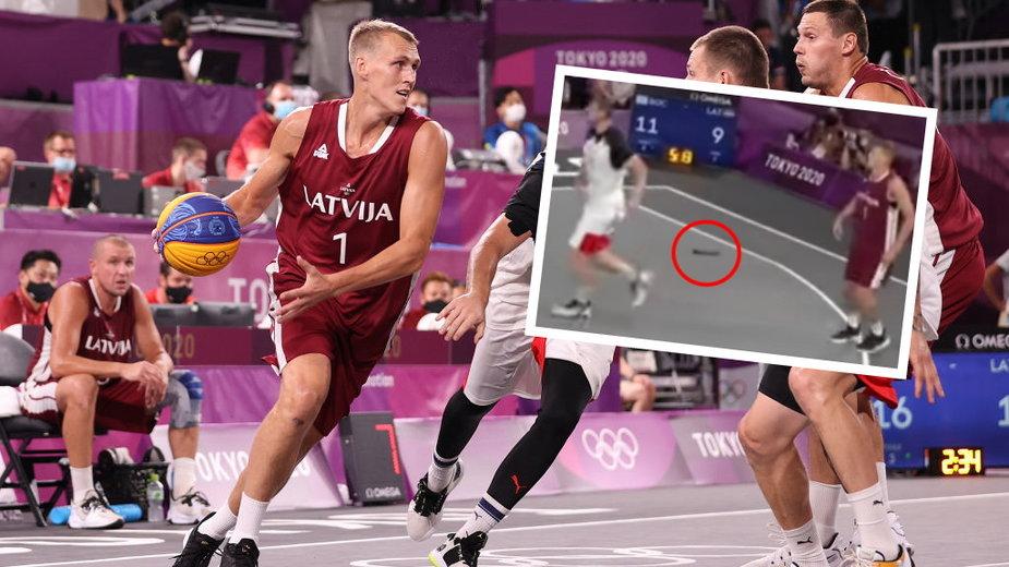 Łotwa została pierwszym w historii złotym medalistą olimpijskim w koszykówce 3x3