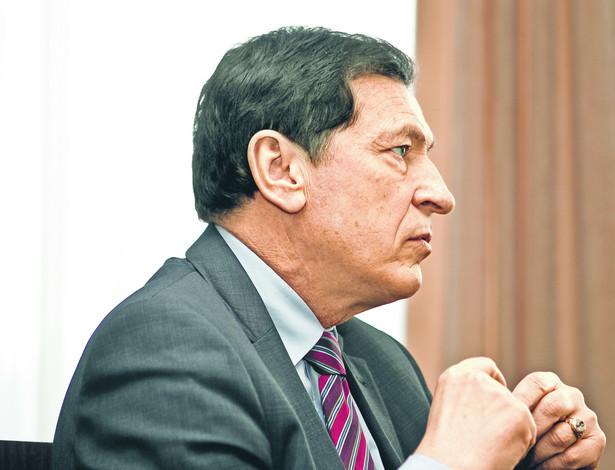 Krzysztof Hubert Łaszkiewicz, minister ds. prawnoustrojowych w Kancelarii Prezydenta