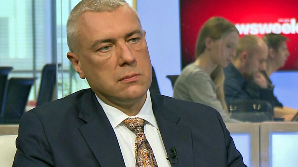 Tomasz Lis. Odcinek primaaprilisowy.: Pan Roman z Warszawy