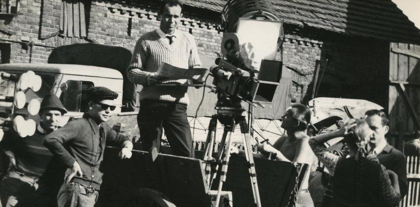 Tak kręcili film o Kargulu i Pawlaku. Co za zdjęcia!