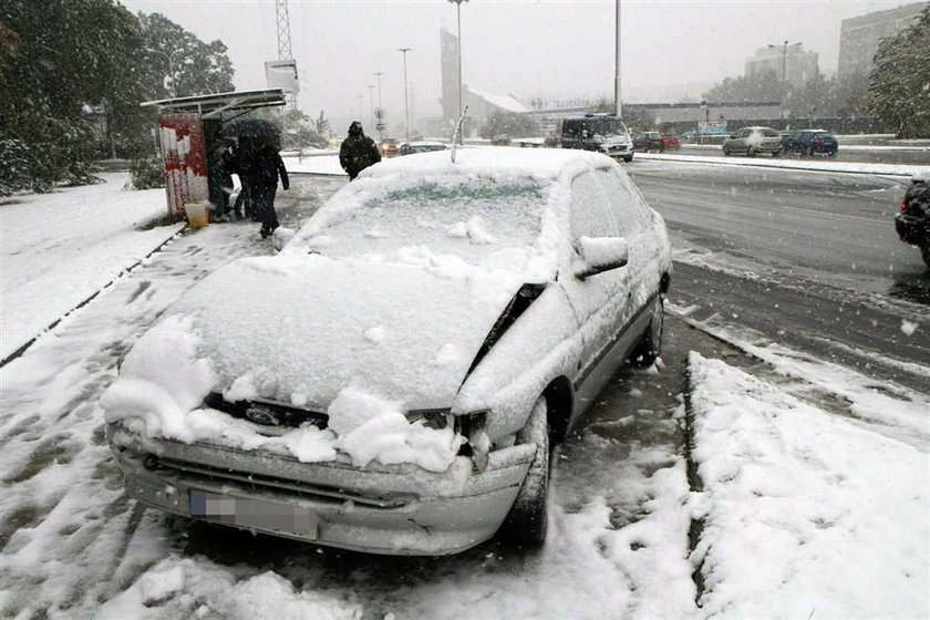 W Łodzi nie ma kto sprzątać śniegu!