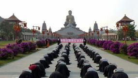 Chiny - Wielki Budda z Kaohsiung