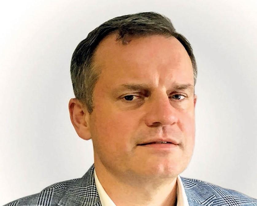 Tomasz Staruch, doradca podatkowy, specjalizujący się w obsłudze VAT podmiotów zagranicznych w Polsce