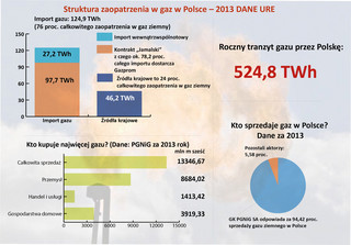 Komu zagraża gazowa szubienica Rosji? Oto podstawowe fakty o polskim rynku gazu