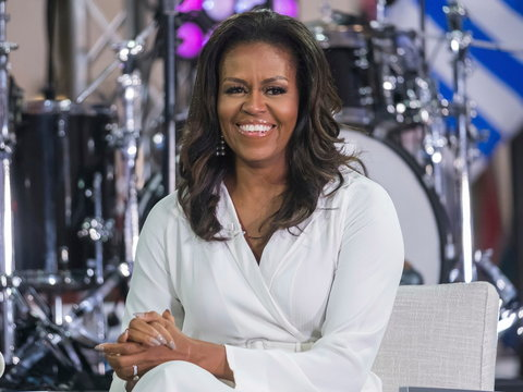 Michelle's husband, Barrack Obama back in 2019 released his summer playlist that sparked off a lot of conversation online following Rema's 'Iron Man' inclusion.