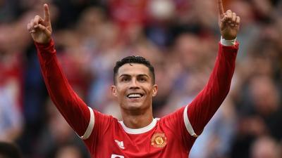 Ronaldo double sinks Newcastle on Man Utd return, Arsenal ease Arteta pressure