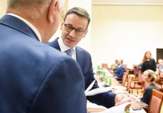 Morawiecki: Przyszłość Polski zależy od uszczelnienia systemu podatkowego