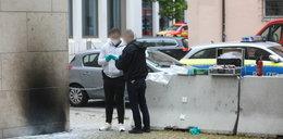 Nieznany sprawca próbował podpalić synagogę w Ulm