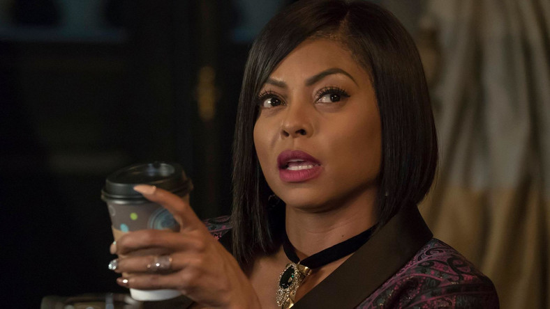 Taraji P. Henson explains the role of friends in romantic relationships. [Credit: Chicago Tribune]