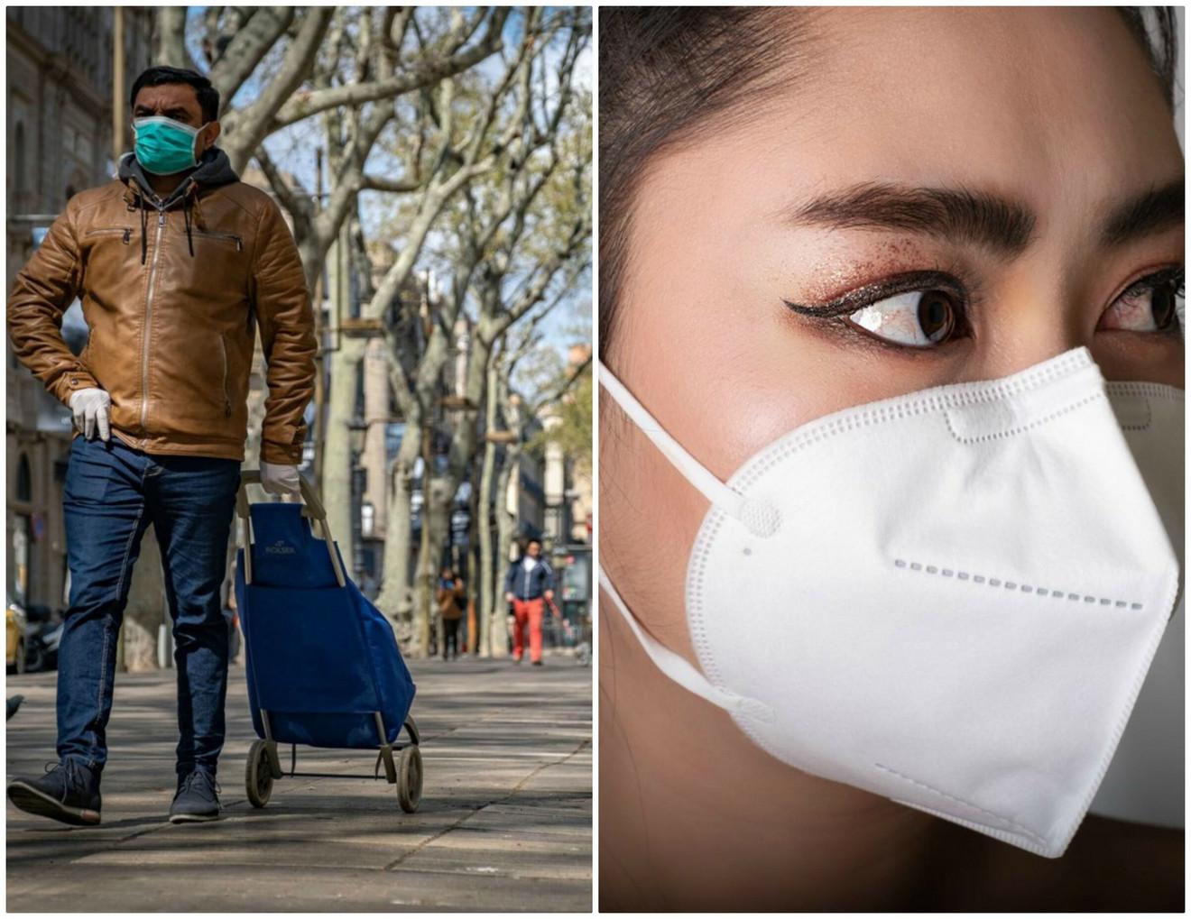 n95 maska za lice