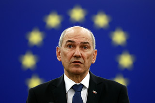Premier Jansa o priorytetach słoweńskiej prezydencji w UE
