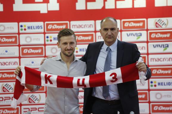 Marko Marin i Mitar Mrkela
