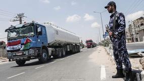 Egipt wysyła paliwo dla elektrowni w Strefie Gazy