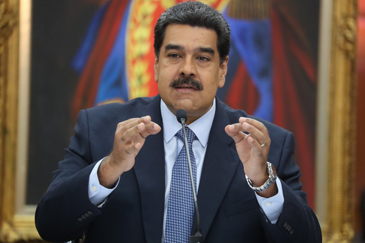 Nikolas Maduro, EPA -  MIGUEL GUTIERREZ