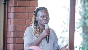 Doreen Nabwire, first Kenyan woman to play professional football in Europe