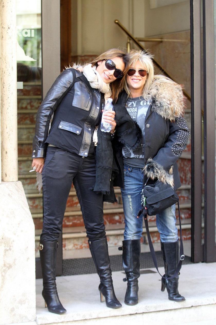 Sabrina Salerno i Samantha Fox