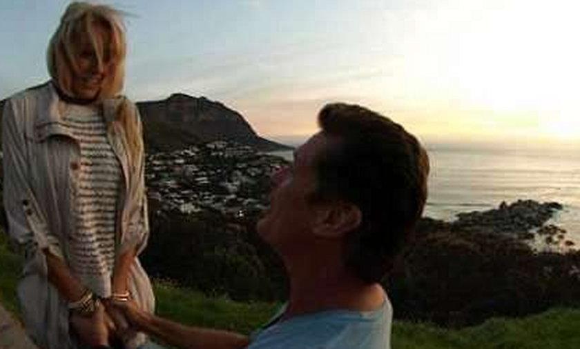Hasselhoff chce usidlić dziewczynę. Ale...