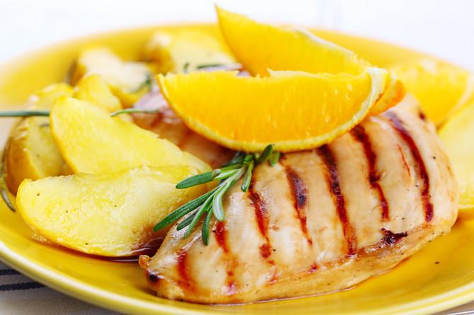 Proteini će vas iz mesa duže držati sitim, a dok ih varite sagorećete više kalorija