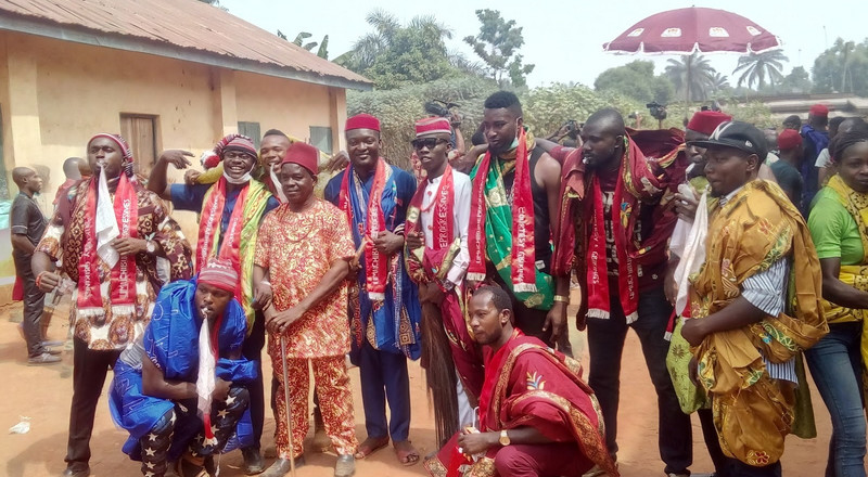Iwa Akwa: Understanding the culture behind the Igbo rites-of-passage ceremony