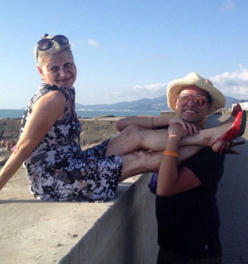 Gogien Solncew wziął ślub ze starszą o 37 lat kobietą
