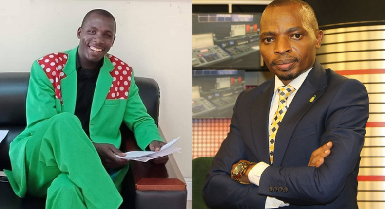 Lofty Matambo and Embarambamba