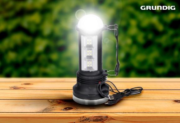 Grunding lampa
