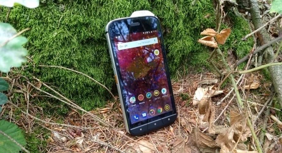 CAT S61 im Test: Outdoor-Smartphone voller Features