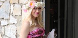 Gwen Stefani rozkwita w ciąży