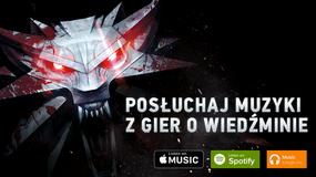 Muzyka z gier z serii Wiedźmin dostępna na Spotify, Apple Music i Google Play Music