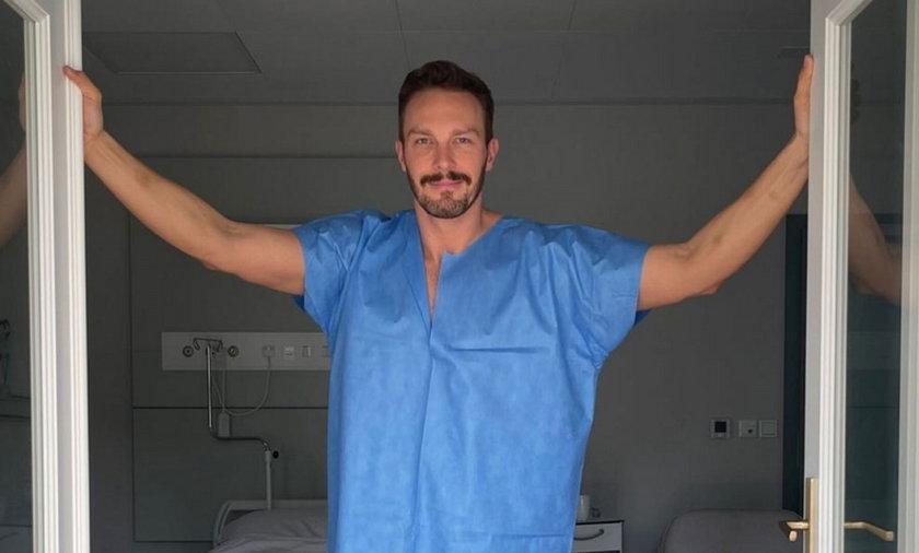 Sławomir Uniatowski przejdzie zabieg w szpitalu w Otwocku