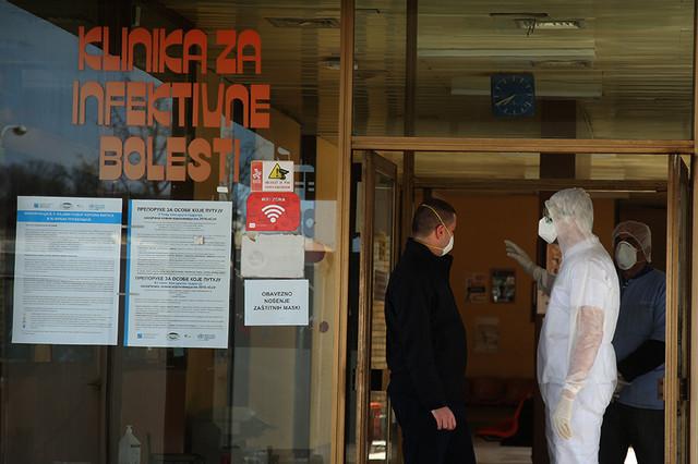 Klinika za infektivne bolesti u UKC RS
