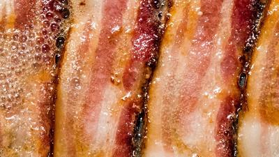 California restaurant owners fear bacon may become scarce - or even disappear - as a new animal welfare law takes affect, reports say