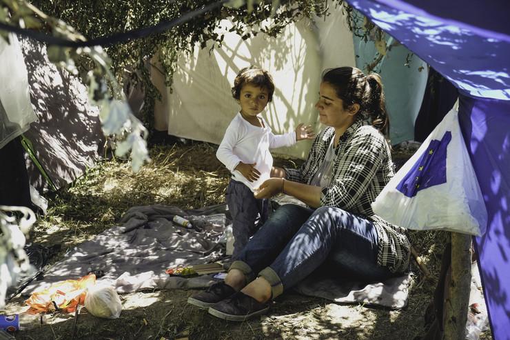Migranti Horgoš