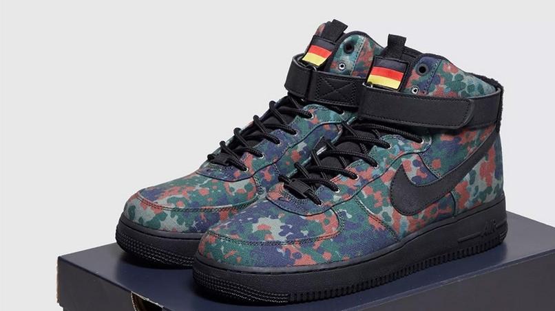 die neuen nike air force 1 sehen aus wie bundeswehr sneaker. Black Bedroom Furniture Sets. Home Design Ideas