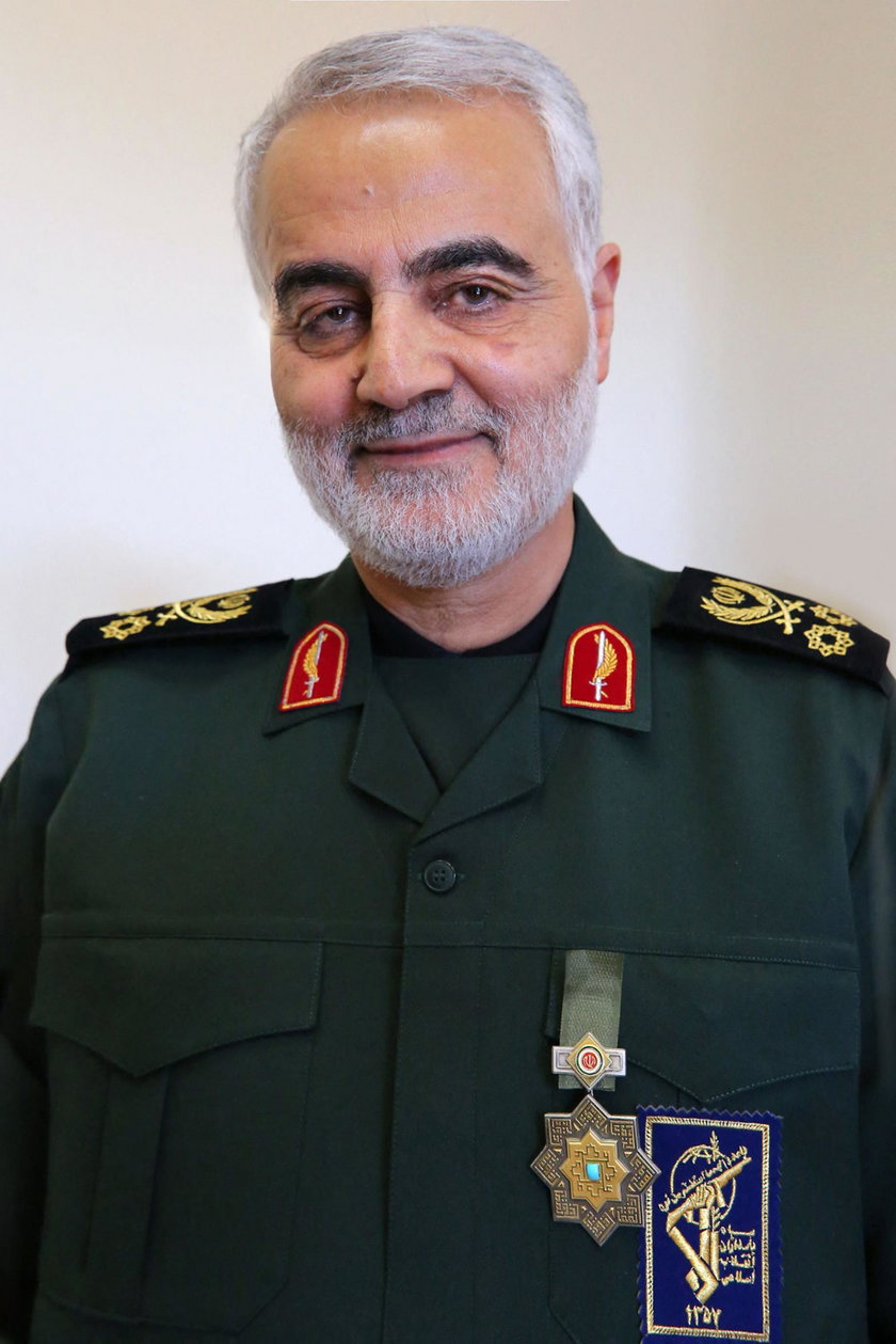 Gen. Kasem Sulejmani
