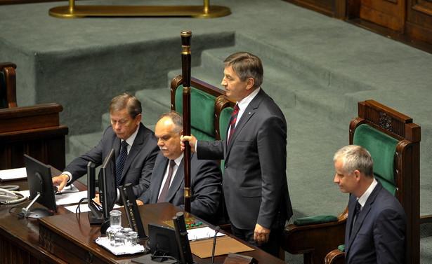 Rozpoczęło się spotkanie prezydenta z marszałkami Sejmu i Senatu
