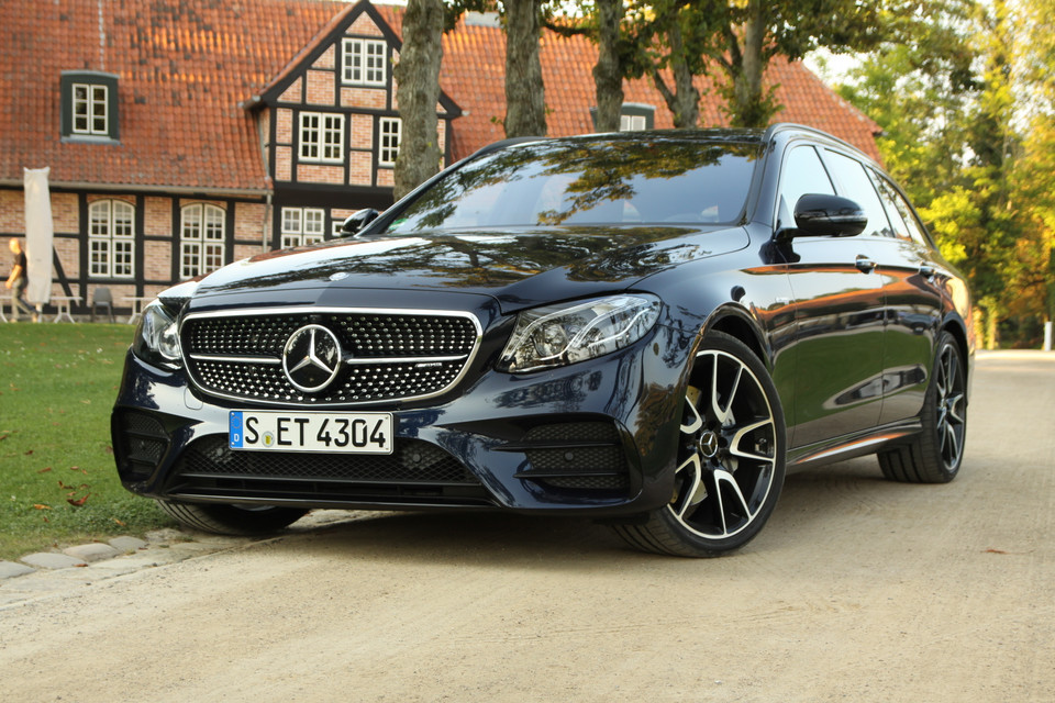 Mercedes AMG E43 4MATIC