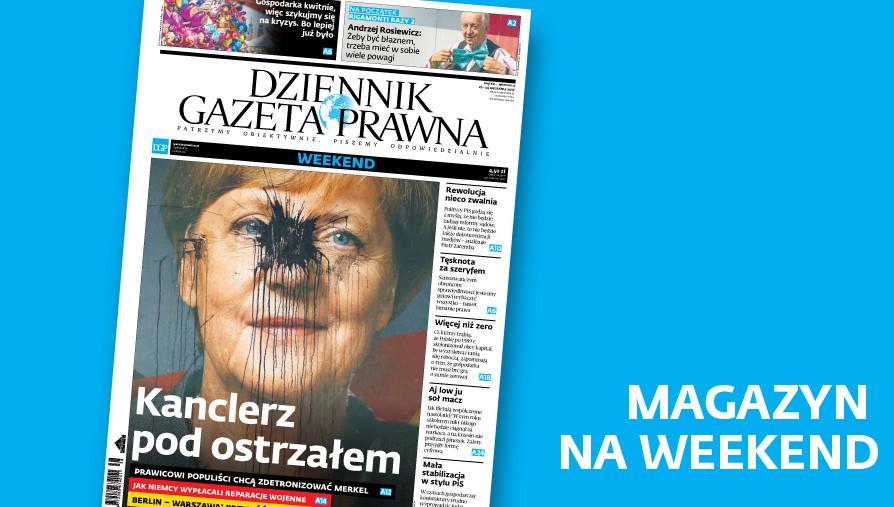 Magazyn okładka 22 września