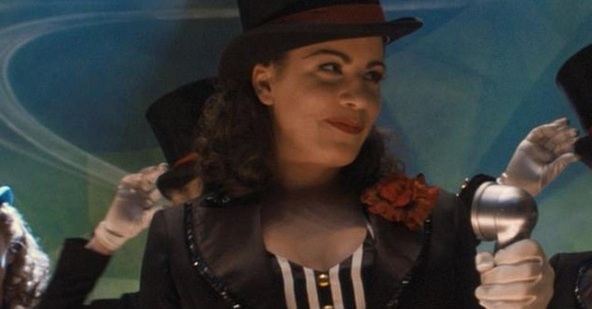 Aktorka Mollie Fitzgerald z ''Kapitana Ameryki'' oskarżona o zabójstwo matki  - Film