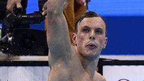 Mistrz olimpijski w pływaniu Kyle Chalmers przeszedł operację serca