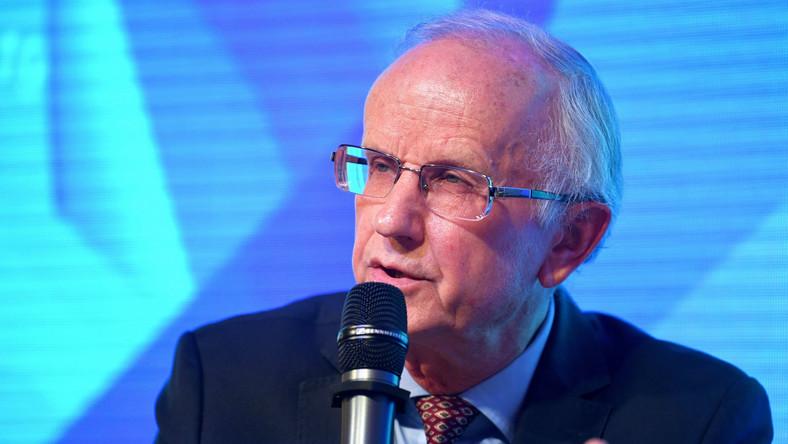 Były minister finansów Grzegorz Kołodko