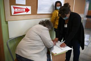 Do godziny 9 w Rzeszowie niewielka liczba głosujących