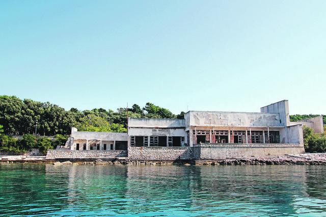 Na Golom otoku je zatvor postojao od 1949. do 1956. godine