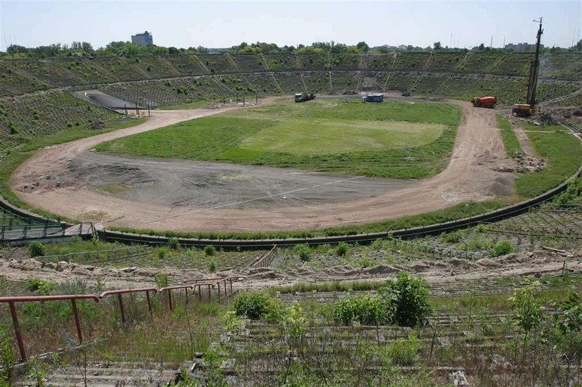 Wielkie kopanie na Stadionie Narodowym