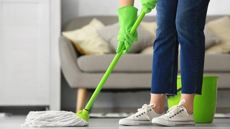Lepszy sposób na mycie podłogi