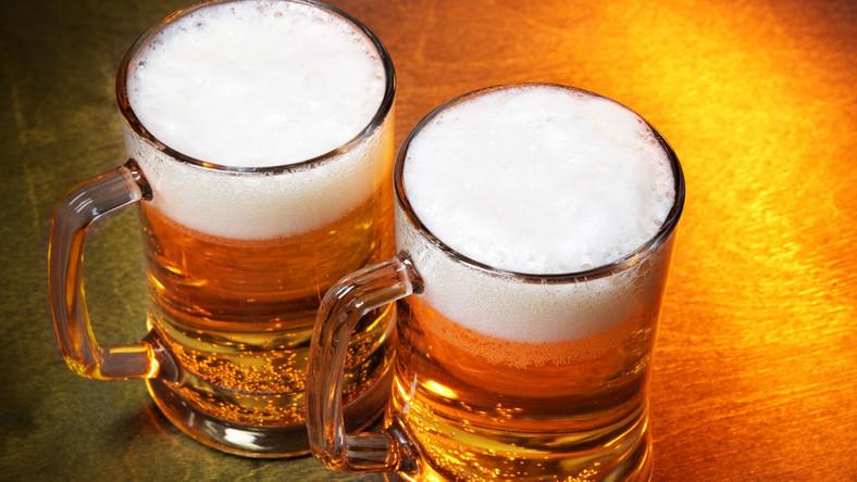 Piwo daje szczęście?