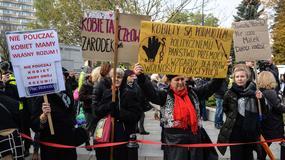 Kobiety bronią swoich praw. Kolejne protesty w Polsce