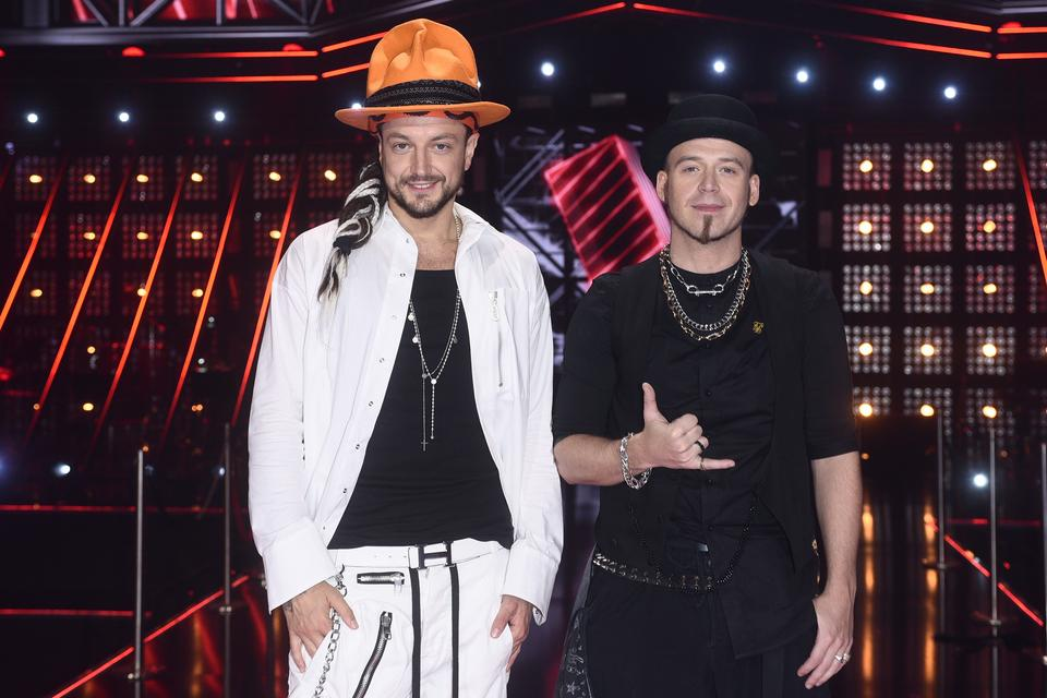 """The Voice of Poland 10"", ćwierćfinał: Baron i Tomson"