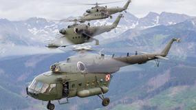 Desant, wsparcie bojowe, ratownictwo i transport VIP-ów, czyli śmigłowce Mil Mi-8/ Mil Mi-17